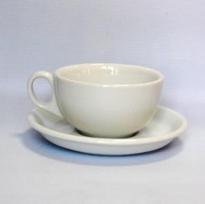 Купить Чашка 200мл с блюдцем Ameryka 0101/0112