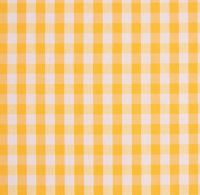 Купить Ткань клетка желтая шир.280см пл.150гр 50хб/50пэ Испания