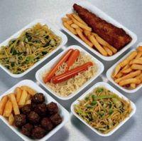 Купить тарелка-поддон из вспененного ps 183x138х19мм 850шт/уп linpac 70 недорого.