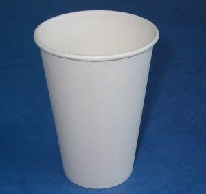 Купить Стакан бумажный белый 340мл 50шт/уп Украина