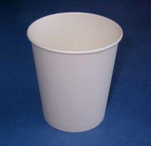 Купить Стакан бумажный белый 200 мл 50 шт Украина