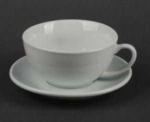 Купить Чашка чайная с блюдцем 280мл HR1310