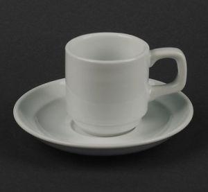 Купить Чашка кофейная с блюдцем 90мл HR1326