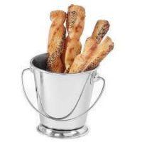 Купить Ведерко для подачи закусок нерж.сталь d-70*h-70мм Hendi 426357