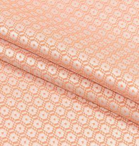 Купить Ткань скатертная оранжевая шир.290см пл. 250гр 45%хб/55%пэ