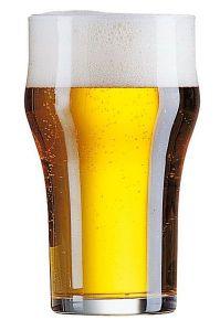 Купить Стакан пивной 340 мл d-77*h-127мм Arcoroc Beer Nonic 43740