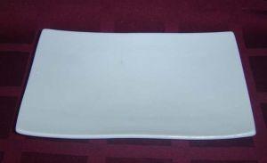 Купить Тарелка прямоугольная для суши 260х180мм F0008