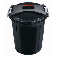 Купить контейнер для мусора с крышкой d-550*h-650 mm 75л heidrun 1465 недорого.