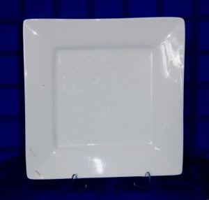 Купить Тарелка квадратная с бортом 200х200 мм F0018