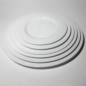 Купить Тарелка круглая с бортом 300мм F0087-12