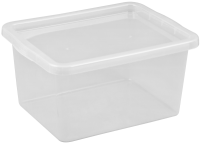 Купить ящик пластиковый для хранения 70л 700x400*h-370мм plast team 2398 недорого.