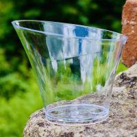 Купить стакан для десерта стеклоподобный со срезом 65мл d-70x40*h-60мм 256шт/уп украина недорого.