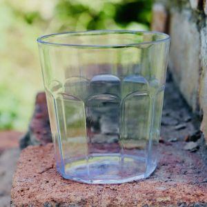 Купить Стакан для виски пластиковый PS/PP 290 мл d-80*h-80мм 208 шт/уп