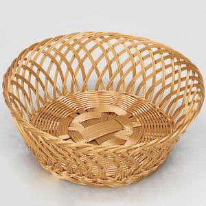 Купить Корзина для хлеба пластик d-280x110мм Kesper 17840