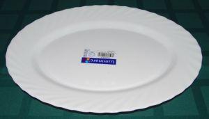 Купить Блюдо овальное 350х240мм Luminarc Trianon D6877