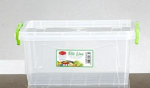 Купить Клипбокс ящик для хранения 3,2л 260x170*h-135мм Senyayla 2677