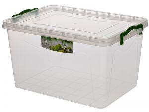 Купить Клипбокс ящик пластиковый 23л 450х305*h-245мм Senyayla Plastik 2695