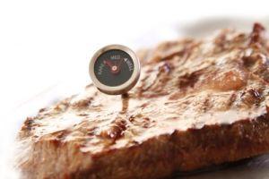Купить Термометр для стейков с указателем степени прожарки: rare-medium-well d-25мм Hendi 271339