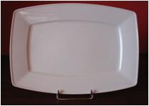 Купить Блюдо прямоугольное 380 мм Victoria 2762