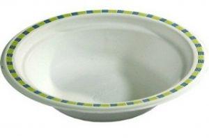 Купить Тарелка бумажная Chinet суповая d-17,5см 400 мл 50 шт/уп
