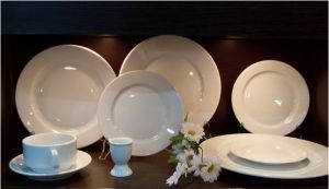 Купить Тарелка мелкая 170мм Kaszub Hel 0228