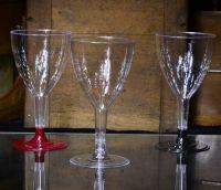 Купить бокал стеклоподобный для вина 200 мл 300 шт/уп на съемной ножке украина недорого.