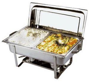 Купить Чафиндиш GN1/2 двойной 600х350*h-300мм Buffet APS 11685