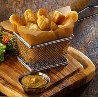 Купить корзинка для картошки фри 100х80хh-65мм hendi 426425 недорого.