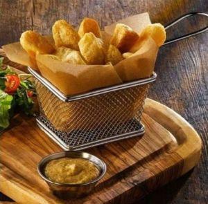 Купить Корзинка для картошки фри 100х80хh-65мм Hendi 426425