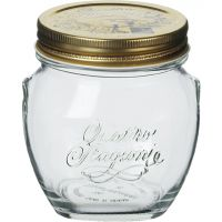 Купить банка стеклянная quattro stagioni jar amphora 500мл bormioli rocco 3.65630 недорого.