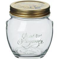 Купить Банка стеклянная Quattro Stagioni Jar Amphora 500мл Bormioli Rocco 3.65630