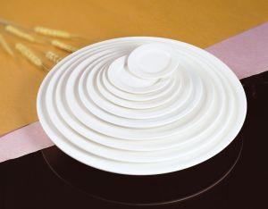Купить Тарелка круглая с бортом d-240мм А0104