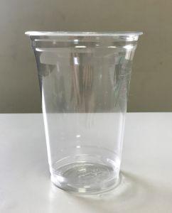 Купить Стакан пластиковый APET 400мл d-95мм 56шт Huhtamaki 41422