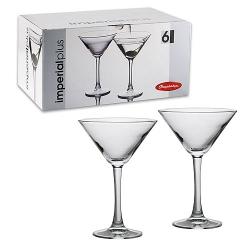 Купить Бокал для мартини 204мл Pasabahce Imperial Plus 44919