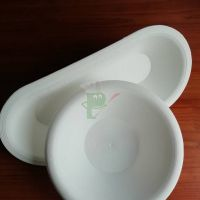Купить форма для расстойки хлеба круглая d-290/125*h-60мм ~1,4кг полипропилен недорого.