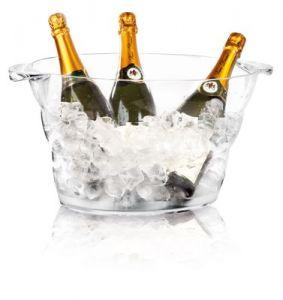 Купить Чаша для шампанского с 2-мя ручками 290x230*h-470мм Hendi 593165