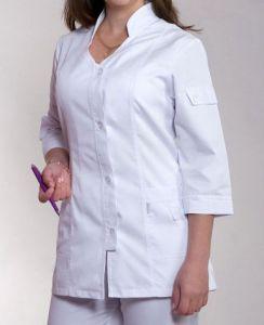 Купить Костюм медицинский женский тк.коттон 3202