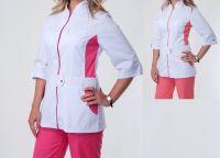 Купить Костюм медицинский женский тк.коттон 3224