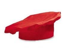 Купить Поварской берет ткань саржа х/б 20% пэ 80%,пл. 205г/м