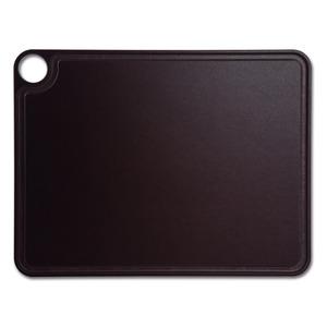 Купить Доска разделочная черная с канавкой 427x327 мм Arcos 692300