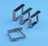 Купить Зажим для скатертей металический 4 шт/уп Eternum 793