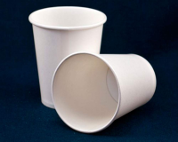 Купить Стакан бумажный белый 175мл 50шт Украина