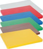 Купить Доска разделочная 600х400х20 мм цветная 825617