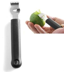 Купить Нож для нарезания цедры 150мм Hendi 856031