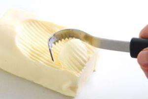 Купить Нож для масла декоративный зубчатый 200мм Hendi 856192