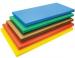 Фото Доска разделочная цветная 600*400*20 мм зеленая, желтая, коричневая Durplastics 60402 #6509