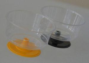 Купить Креманка стеклоподобная на ножке 200мл d-95*h-55мм 360шт/уп
