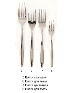 Купить Вилка для рыбы 180мм/2,2мм Eternum Sonate 977-16