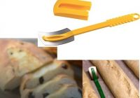 Купить нож пекарский для багетов с фиксированным лезвием martellato cutter1 недорого.