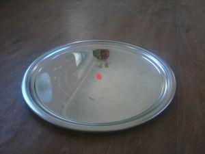 Купить Блюдо круглое нерж. сталь d-35см Ekber 4111050